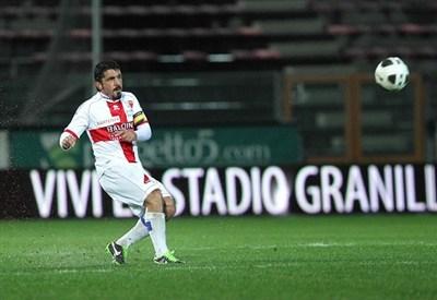 Gennaro Gattuso con la maglia del Sion (Infophoto)