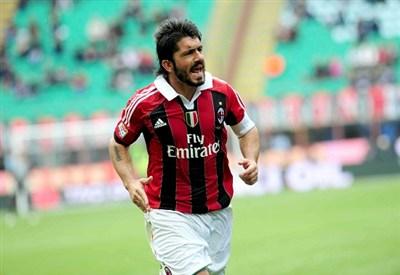 Gennaro Gattuso, 35 anni (INFOPHOTO)