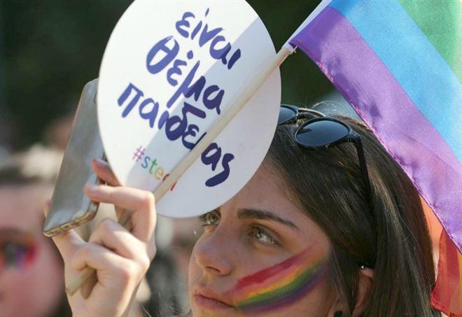 La Chiesa negli Usa sostiene le famiglie con figli gay (foto LaPresse)