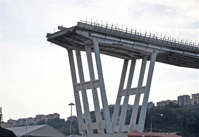 Ponte Morandi (La Presse)