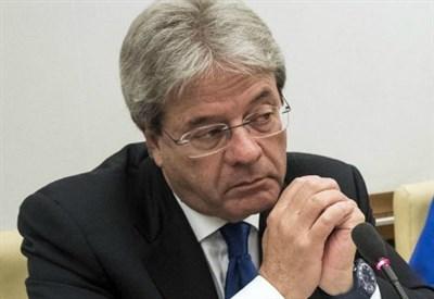 Il ministro degli Esteri Paolo Gentiloni (LaPresse)