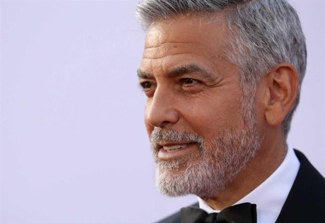 George Clooney, parla colui che lo ha investito