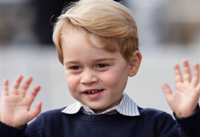 Il 22 luglio, George di Cambridge, compirà 5 anni