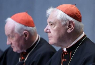 Il card. Gerhard Müller, prefetto della Congregazione per la dottrina della fede (LaPresse)