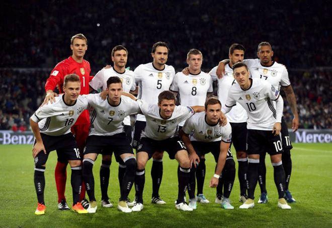 Diretta Australia Germania - LaPresse