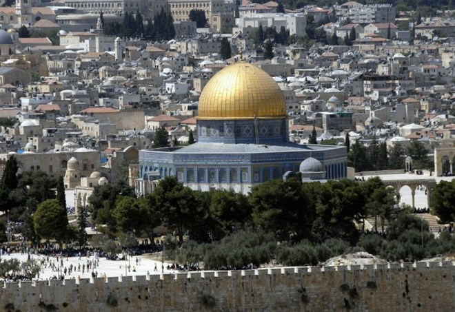 Gerusalemme (LaPresse)