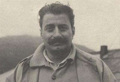 Giovannino Guareschi (1908-1968) (immagine d'archivio)