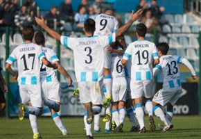 Diretta/ Giana-Tuttocuoio (risultato finale 0-1): vittoria neroverde al comunale di Gorgonzola (oggi, Lega Pro 2017)