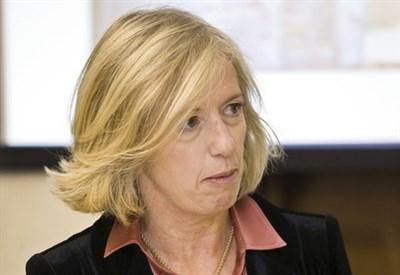Il ministro dell'Istruzione, Stefania Giannini (Infophoto)
