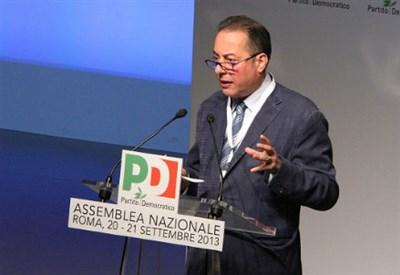 Gianni Pittella (Infophoto)