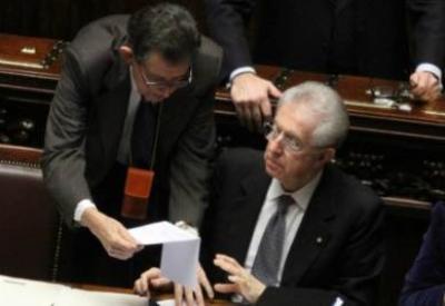 Il ministro Giarda, ideatore della Spending Review italiana - Infophpoto