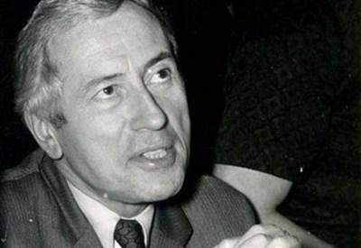 Gilbert Cesbron (Immagine d'archivio)