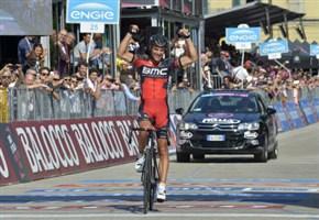 Giro d'Italia 2015/ Video highlights diciottesima tappa Melide-Verbania: vittoria e doppietta per Philippe Gilbert