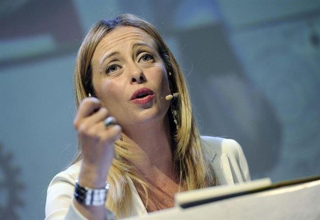 Eletti Fratelli d'Italia alla Camera e al Senato (LaPresse)