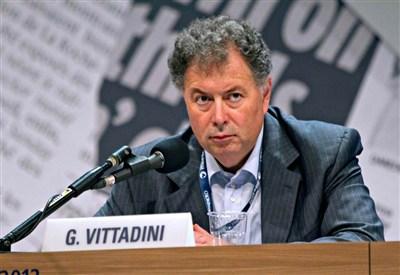 Giorgio Vittadini (Infophoto)