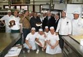 Top Food Expoerience/ Un pomeriggio nella pasticceria de carcere di Padova