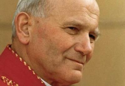 Giovanni Paolo II (1920-2005; InfoPhoto)