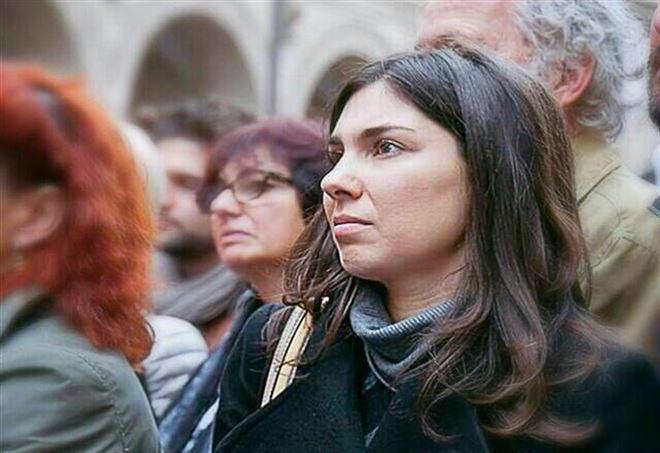 Rimborsopoli M5s, Giulia Sarti denuncia l'ex fidanzato (Foto: da Facebook)