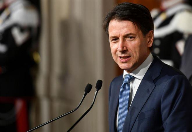 Giuseppe Conte, presidente del Consiglio (LaPresse)