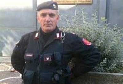 Giuseppe Giangrande, foto da Facebook
