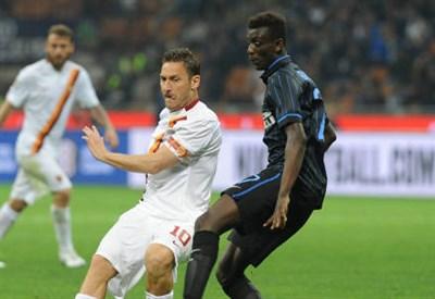 Francesco Totti (infophoto)