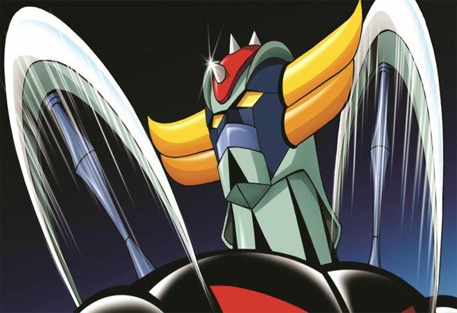 Goldrake compie anni il cartone animato giapponese