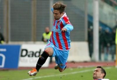 Alejandro Dario Gomez, 24 anni, cercato da Inter, Roma e probabilmente Napoli (INFOPHOTO)