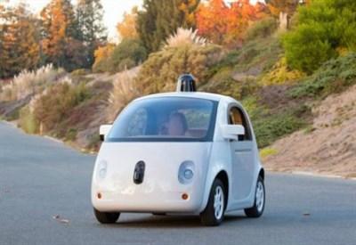 Auto senza pilota di Google