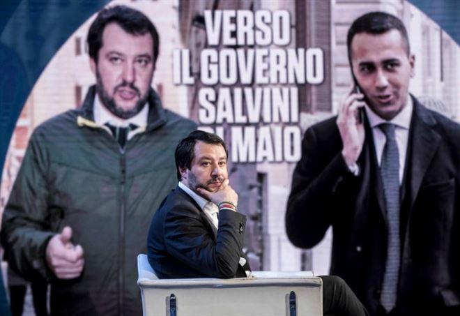 Governo Di Maio-Salvini: contratto Lega-M5s è pronto (LaPresse)