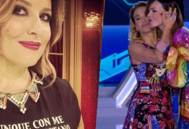 Selvaggia Lucarelli contro Nina Moric