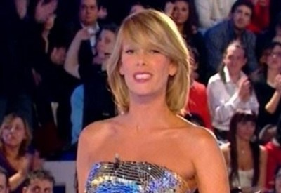 Alessia Marcuzzi, conduttrice del Grande Fratello 11
