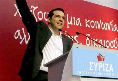 Alex Tsipras (Infophoto)