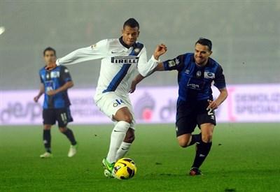 Cigarini, centrocampista Atalanta (Infophoto)