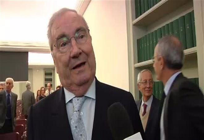 Morto Guido Rossi, guidò la Consob e Telecom