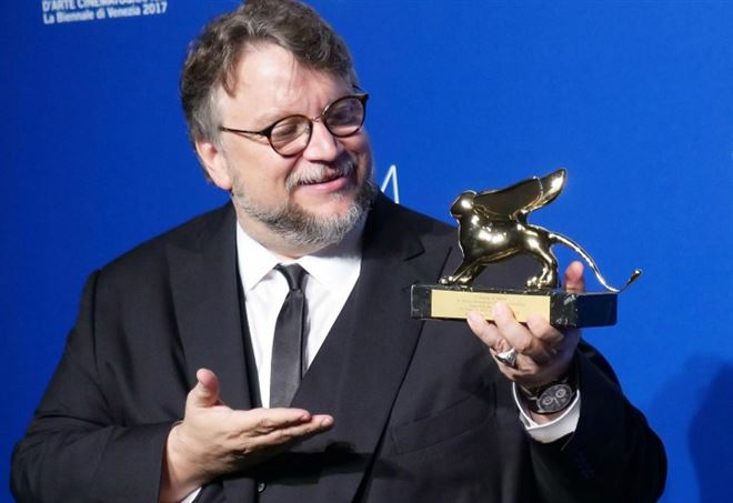 Guillermo Del Toro, leone d'oro per il film