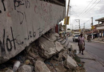Ad Haiti (InfoPhoto)