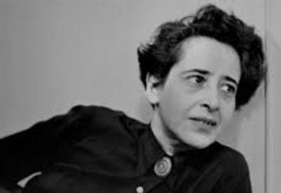Hannah Arendt (Immagine d'archivio)