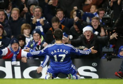 Eden Hazard (Infophoto)