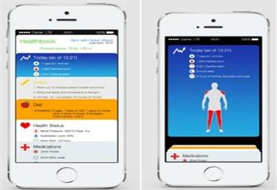 HealtBook App