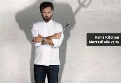 Hell's Kitchen Italia
