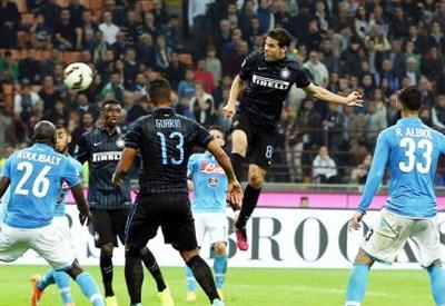 All'andata finì 2-2: il brasiliano Hernanes, 29 anni, segnò l'ultimo gol (INFOPHOTO)