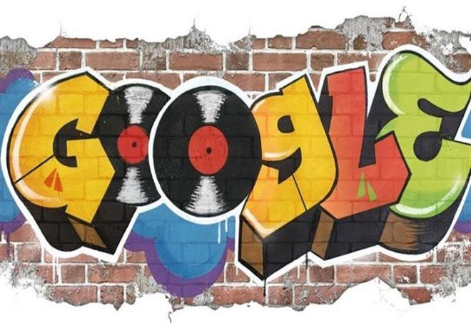 Storia Hip Hop il Doodle di Google