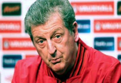 Roy Hodgson, CT dell'Inghilterra