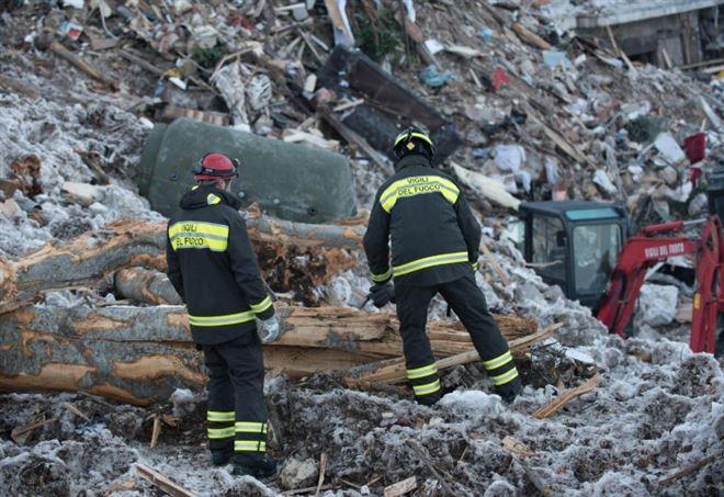 Rubata l'auto di Jessica Tinari, la giovane morta a Rigopiano