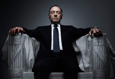 Kevin Spacey è Frank Underwood