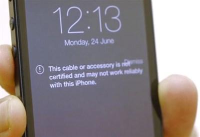 La notifica su iOS7