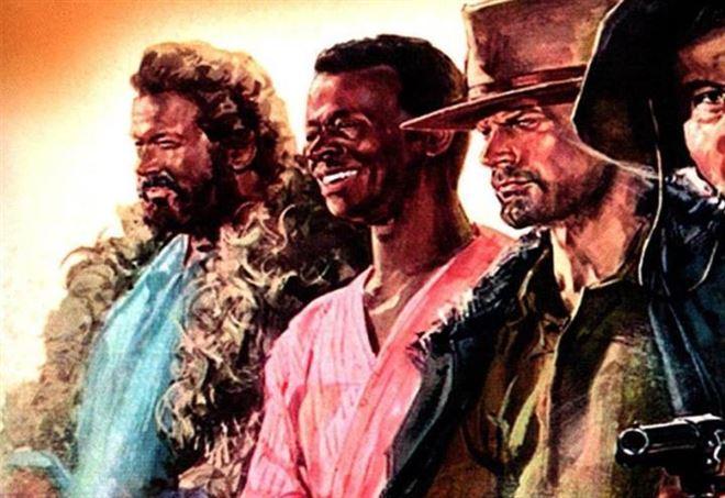 Il film western in prima serata su Rete 4