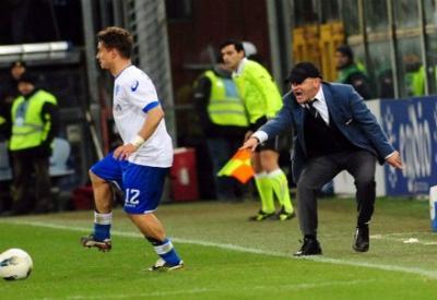 Iachini, allenatore della Sampdoria (Foto: ANSA)