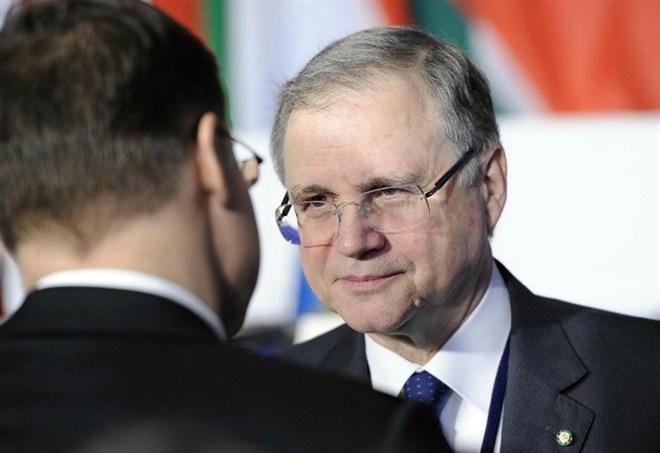 Il governatore della Banca d'Italia, Ignazio Visco (LaPresse)