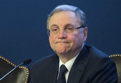 Il governatore Bankitalia, Ignazio Visco (LaPresse)